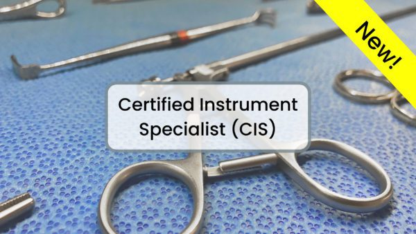 Certified Instrument Specialist (CIS) Course