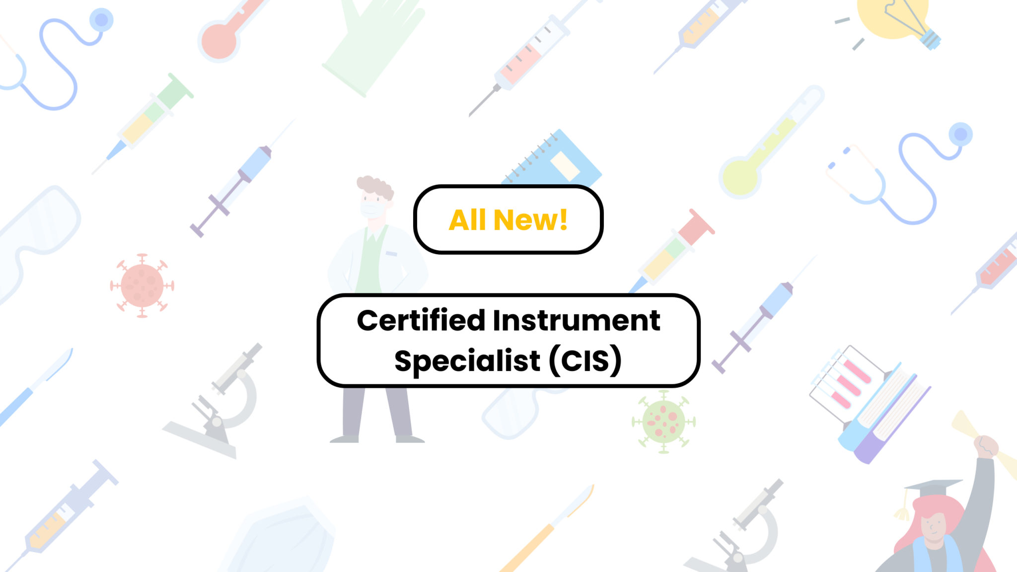 Certified Instrument Specialist (CIS) Course Main Page Advertisement